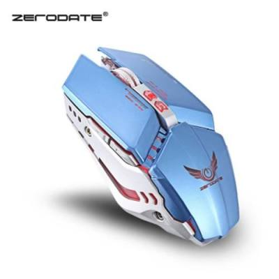 ZERODATE X700 WIRED GAMING MOUSE 3200DPI | Dropship