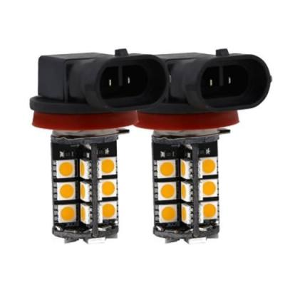 SCOE 2PCS H11 30SMD DC 12V CAR LED FOG LAMP