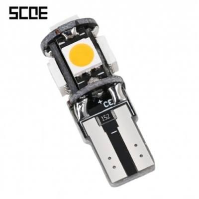 SCOE T10 5B 5SMD LED CAR READING LAMP