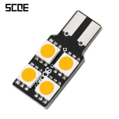 SCOE T10 4B 4SMD CAR LED EYE-PROTECTION READING LAMP