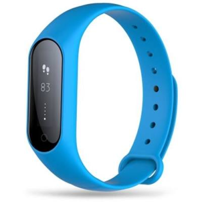 Y2 PLUS SMART WRISTBAND HEART RATE BLOOD PRESSURE OXYGEN (BLUE)
