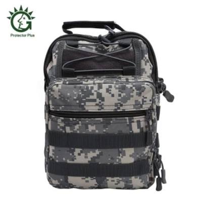 PROTECTOR PLUS UNISEX 4 IN 1 WEAR-RESISTANT OUTDOOR SPORTS BAG (ACU CAMOUFLAGE)
