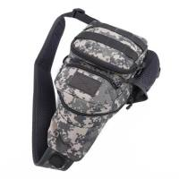 62e79aa631a6 PROTECTOR PLUS UNISEX WEAR-RESISTANT NYLON OUTDOOR SPORTS CHEST PACK (ACU  CAMOUFLAGE) -