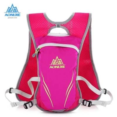 AONIJIE OUTDOORS HYDRATION BACKPACK (RED)