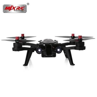 MJX BUGS 6 250MM RC BRUSHLESS RACING DRONE RTF 1806 1800KV MOTOR / TWO-WAY 2.4GHZ 4CH TRANSMITTER / INVERTED FLIGHT (BLACK)