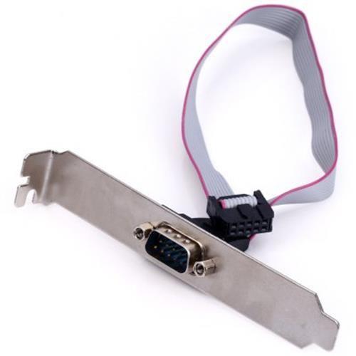 QUAD//4 Ports//Jack USB Expansion Slot Bracket~Motherboard 2*10pin connector{BLACK