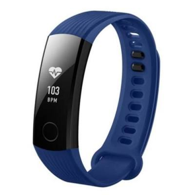 HUAWEI BAND 3 SMARTBAND HEART RATE MONITOR CALORIES CONSUMPTION PEDOMETER NFC (BLUE)