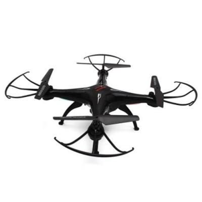 SYMA X5SW EXPLORERS 2 2.4GHZ 6 AXIS 4 CHANNEL WIFI FPV RC QUADCOPTER WITH 0.3MP HD CAMERA RTF (BLACK)