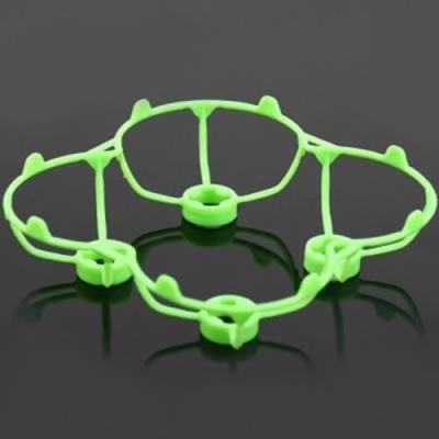 BLADES PROTECTIVE FRAME FOR CHEERSON CX - 10 / CX - 10A WLTOYS V676 JJRC H7 RC QUADCOPTER (GREEN)
