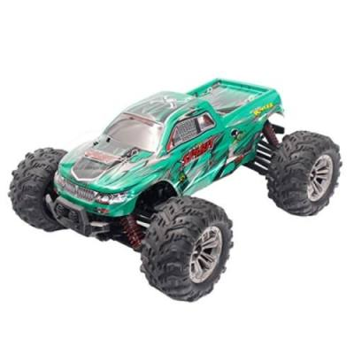 XINLEHONG TOYS 9130 1:16 BRUSHED OFF-ROAD RC CAR RTR 4WD 32KM/H FAST SPEED  (GREEN)