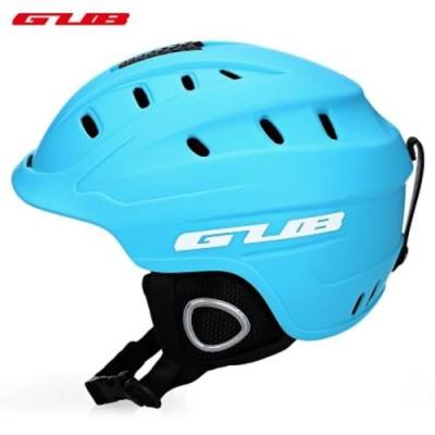 GUB UNISEX ULTRALIGHT BIKE CYCLING SKIING SAFETY HELMET (BLUE)