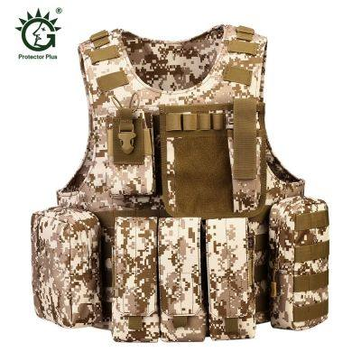 d85b1d83d68d Protector Plus Outdoor Tactical Combat Military Protective Vest ...