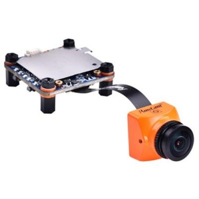 RunCam Split 2S FOV 170-degree Super WDR Mini FPV Camera 1080P 60fps DVR HD Recording OSD for RC Drone (DARK ORANGE)