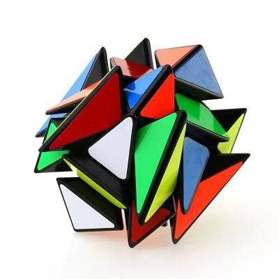 NEW TOUGH IRREGULAR CREATIVE THIRD-ORDER RUBIK CUBE (MULTI-A)