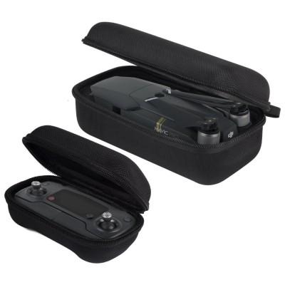 Portable Hardshell Box Remote Controller Storage Bag  for DJI Mavic PRO (BLACK)
