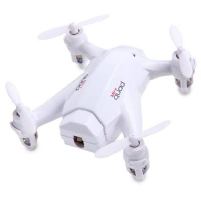 XINLIN X165 4 CH MINI 2.4G QUADCOPTER WITH GYRO HOVER 360 DEGREE ROLLOVER (WHITE)