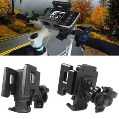 S2113W-I BICYCLE MTB HANDLEBAR MOUNT HOLDER FOR PHONE GPS (BLACK)