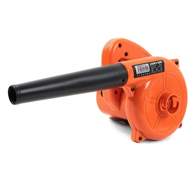 1000W Powerful Fan Dust Collector Electric Air Blower (ORANGE)