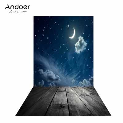 Andoer 1.5 * 0.9m/4.9 * 3.0ft Backdrop Photography Background (9)