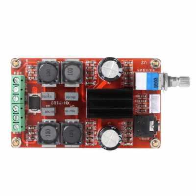 TPA3116D2 2*50W Digital Power Amplifier Board Class D DC12V 24V Dual Channel Audio Stereo AMP