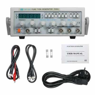 LW-1641 Wave Digital Function Signal Generator 0.1Hz-2MHz Frequency AC 220V (Eu)