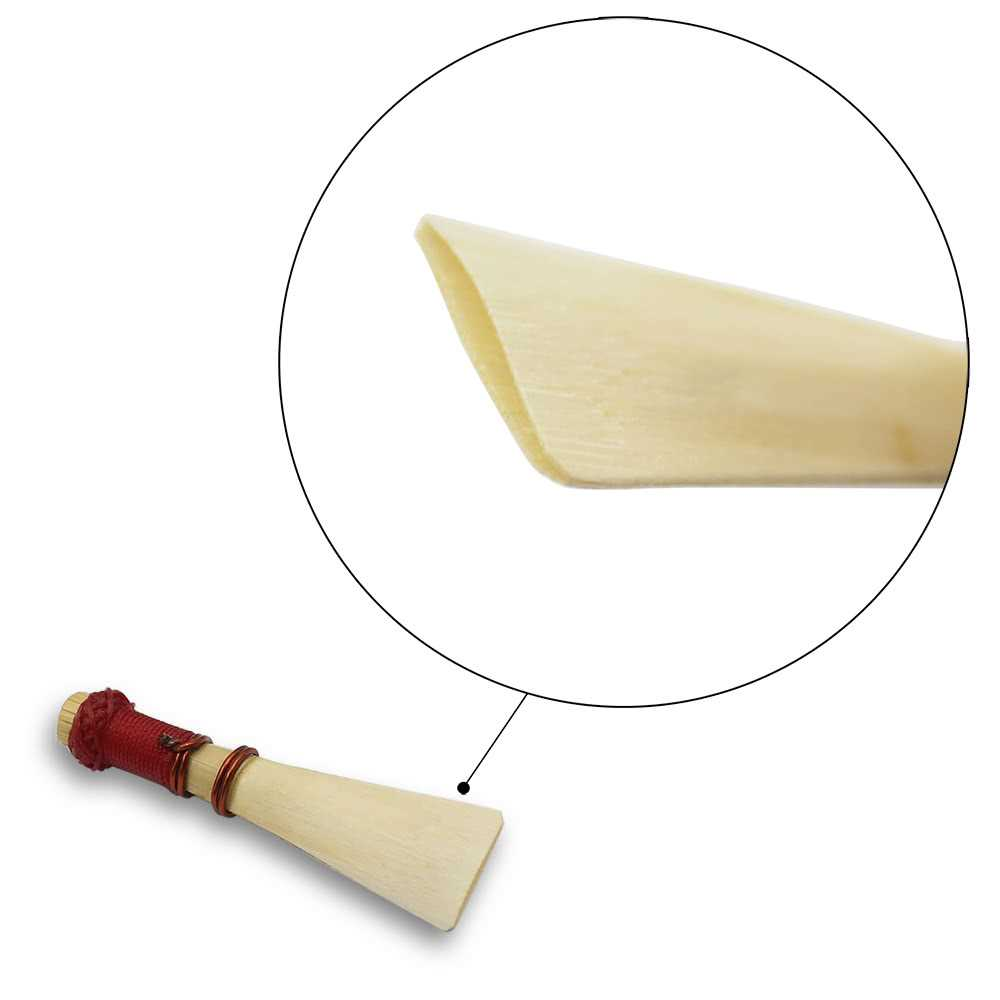 [ MANHATTAN ] Medium Strength for Bassoon Reed 1pcs Accessory with Case Malaysia