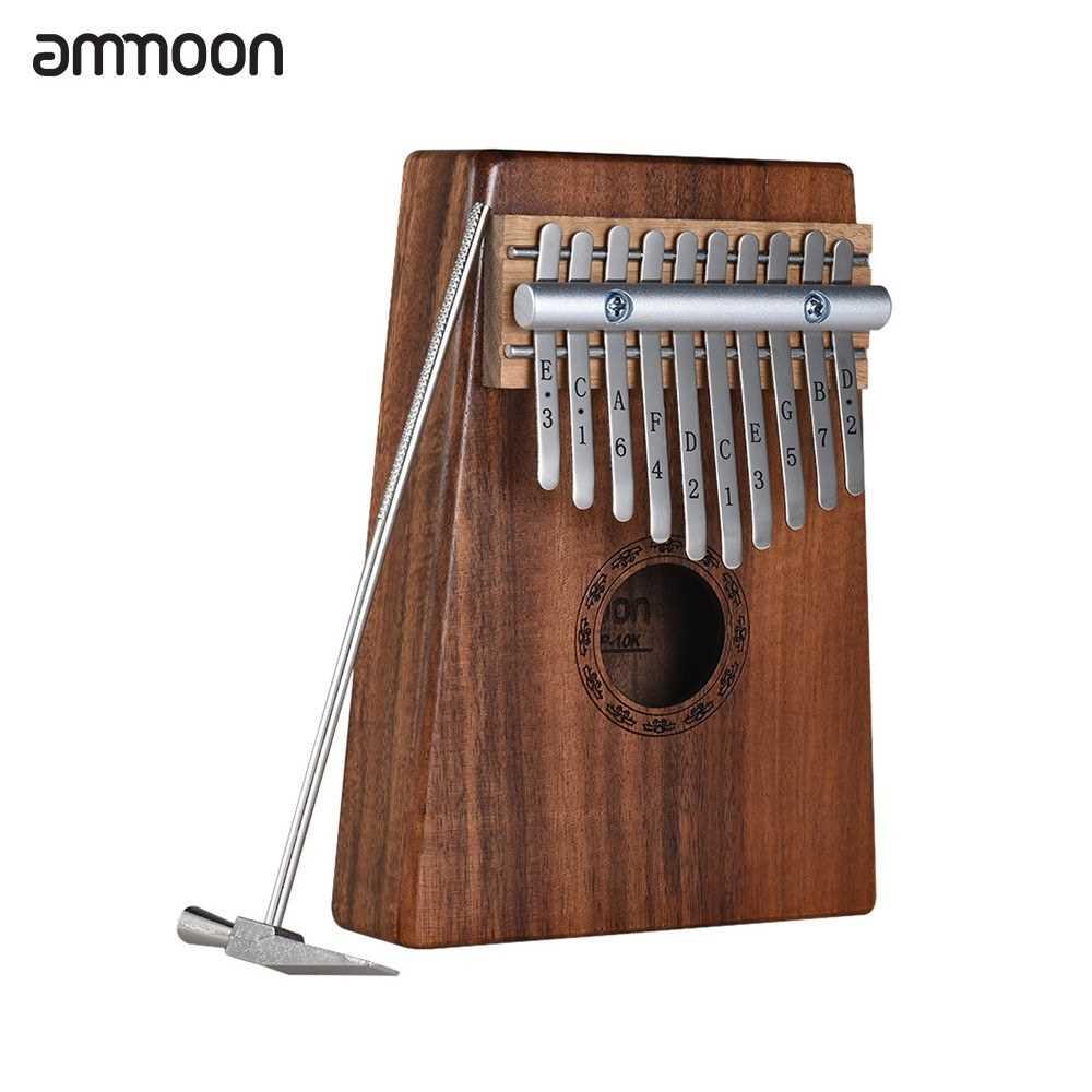 [ MANHATTAN ] ammoon 10-Key Thumb Piano Malaysia