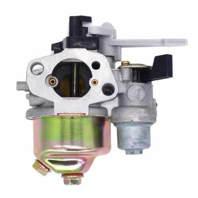 Carburetor w/Gaskets Replacement 16100-ZLO-W51 / 16100-ZH8-W61 Fit for Harbor Freight Predator (Standard)
