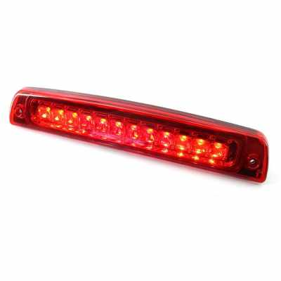 LED Cargo Lamp High Level 3rd Tail  Stop Lamp 55077263AB Replacement For Dodge Ram 1500/2500/3500 1994-2001 (Standard)