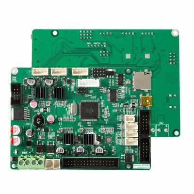 Creality 3D Controller Board Mainboard Motherboard 24V Power Input with USB Port Compatible for CR-10S Pro 3D Printer Self Assembly DIY Kit (Green)