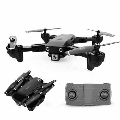 CSJ WIFI FPV GPS S166GPS Drone with 720P Camera with 2 Batteries 18mins Flight Time (5)