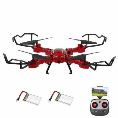GoolRC T5W PRO 2.4G 4CH Wifi FPV Foldable RC Quadcopter Drone (1)
