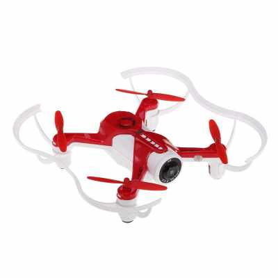 XK X150W 2.4G 720P Camera Wifi FPV Optical Flow Positioning Altitude Hold RC Quadcopter with Controller (Red2)