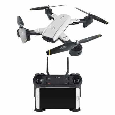 SG700 Dual 2.0MP 720P HD Camera Wifi FPV Optical Flow Drone RC Quadcopter (4)
