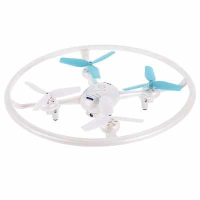 W3 0.3MP Camera Wifi FPV LED Light Drone Altitude Hold G-sensor One Key Return RC Quadcopter ()