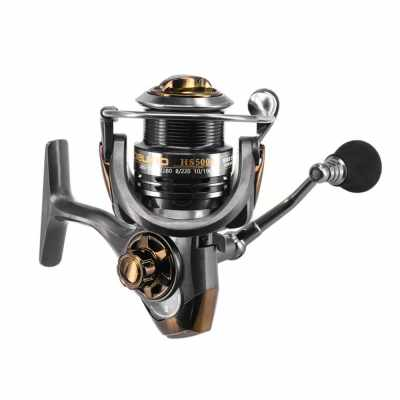 Spinning Fishing Reel 5+1 Ball Bearings Spinning Reels With Interchangeable Left/Right Hand (Type3)
