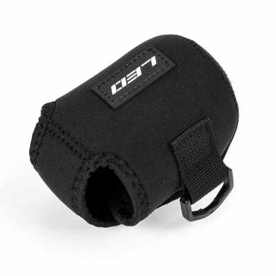 Fishing Reel Bag Protective Cover Baitcasting Reel Wheel Protective Case Sock Fishing Bags Pouch